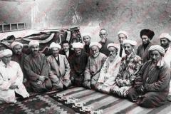 Члены Духовного управления мусульман и ревизионной комиссии САДУМ