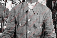 Зияуддинхан кари, сын Эшона Бабахана. Ташкент, 1943 г