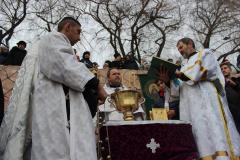 Православный Ош. Фотографии храма Архангела Михаила