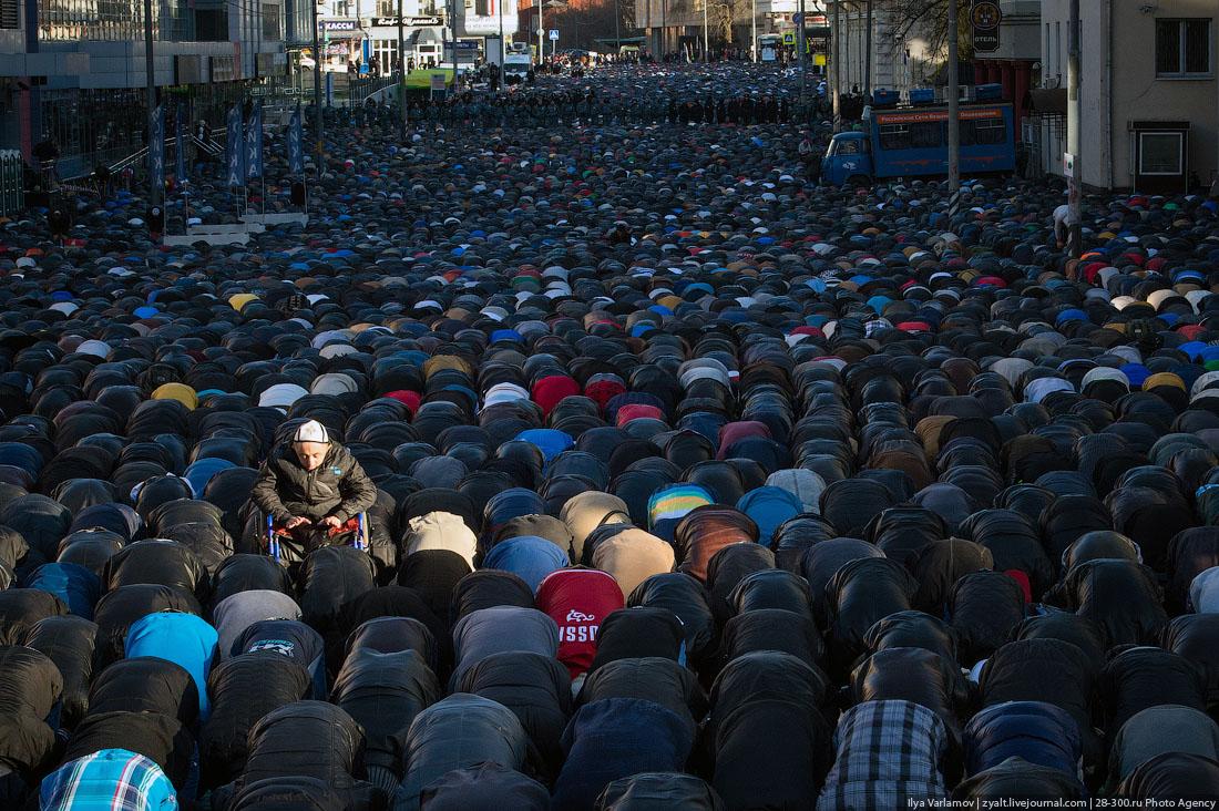 Роль ислама в жизни мигрантов из Центральной Азии в Москве
