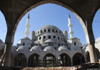 Как строили самую большую мечеть