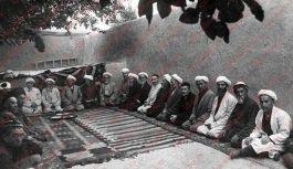 История муфтията мусульман Кыргызстана