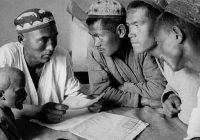 Советские мусульмане о борьбе с фашистской агрессией