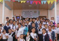 Какие школы в КР построены мусульманскими организациями