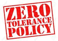 Что такое нулевая толерантность