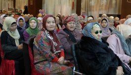 #Ummamag. Платок объединил женщин в Оше