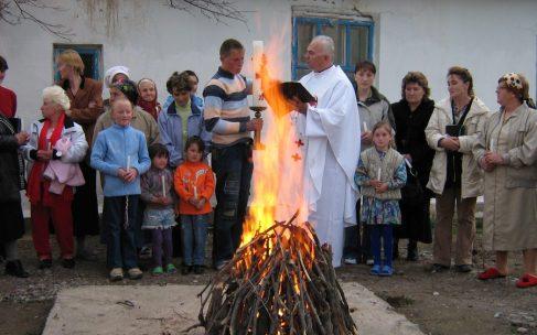 Католики Джалал-Абада: Общинная жизнь в фото