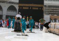 Мекка: полупустые мечети
