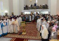 Крупнейший православный храм Центральной Азии