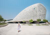 Самая футуристическая мечеть мира