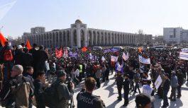 #Реакция. Как в Душанбе отреагировали на события в Бишкеке