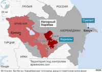 BBC нашла наемника из Сирии в Нагорном Карабахе