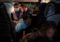 #Возвращенцы. Россия вернула еще 27 детей из Сирии