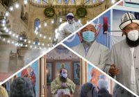 Богослужения и намазы во времена пандемии: что изменилось…