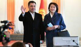 Садыр Жапаров: Обещаю по-мужски, ни одного брата не увидите во власти