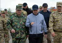 Совместное заявление правительственных делегаций КР и РТ по делимитации и демаркации межгосударственной границы