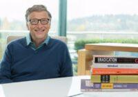 5 книг для чтения на лето от Билла Гейтса
